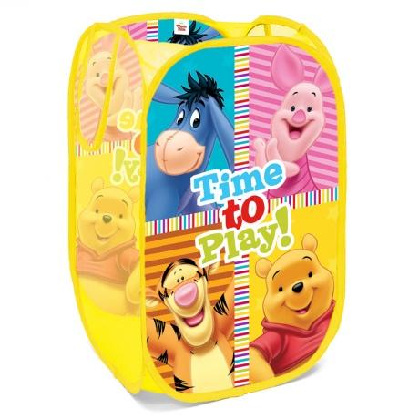 ... STORAGE BIN WINNIE THE POOH. Product 1 z 6. /upload/products/gallery/1274/9526-kosz-na-zabawki  sc 1 st  Seven Polska & POP UP STORAGE BIN WINNIE THE POOH - Disney - Seven